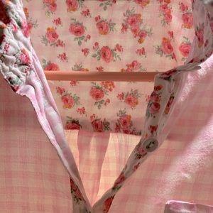 PJ Salvage Multi Patterned Pink Pajamas